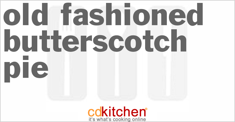 'Old Fashioned Butterscotch Pie - CDKitchen.com' from the web at 'http://www.cdkitchen.com/recipes/images/sharing/5/old-fashioned-butterscotch-pie-31698.png'