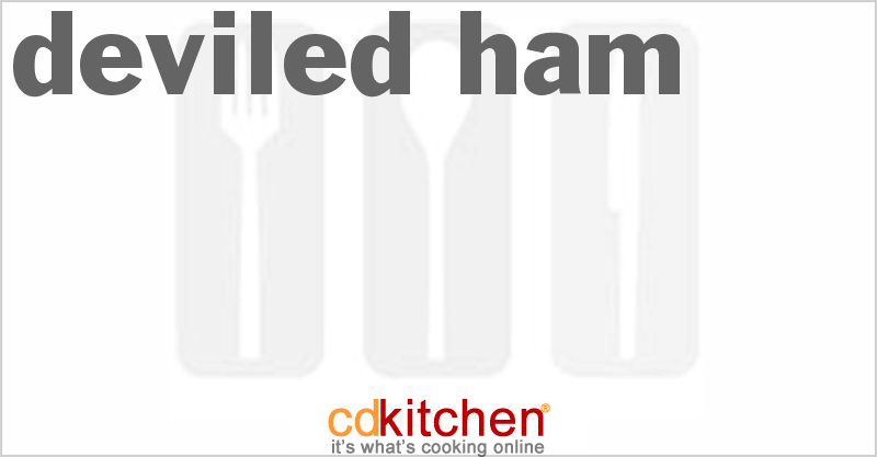 Deviled Ham and more recipes