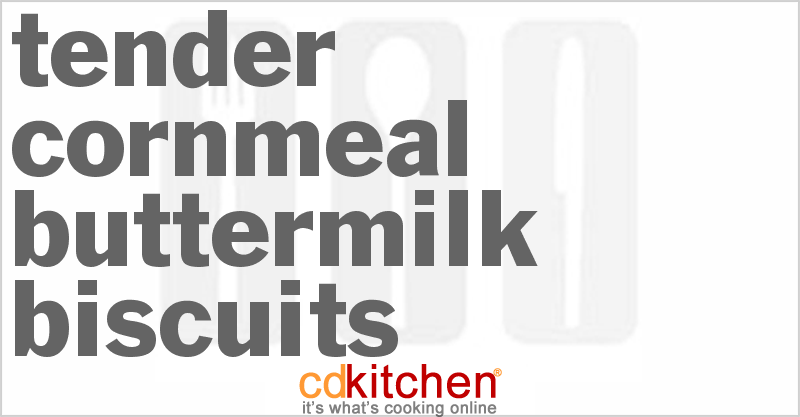 Tender Buttermilk Biscuits Recipe — Dishmaps