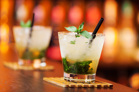 cooking article: Mint Juleps Make the Mark