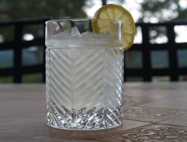 recipe for vodka collins