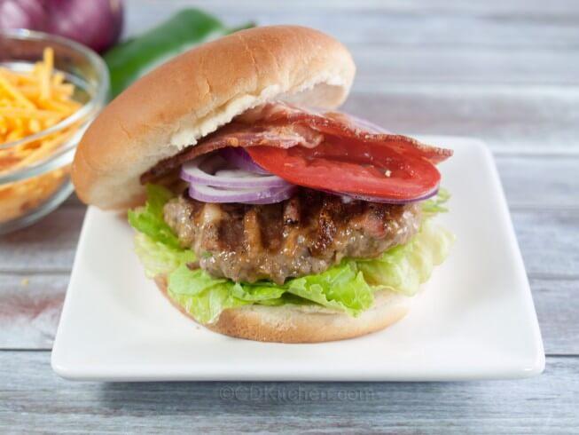 recipe for cowboy burgers