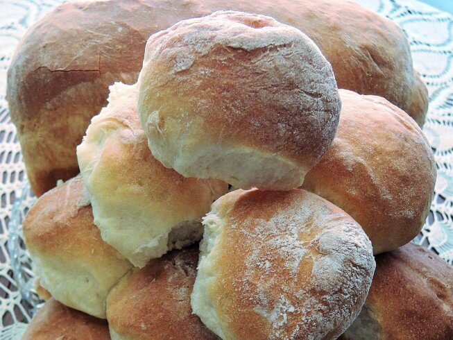 recipe for never-fail dinner rolls