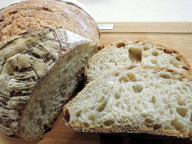 recipe for texas sweet sourdough bread