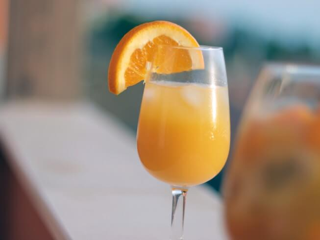 recipe for screwdrivers