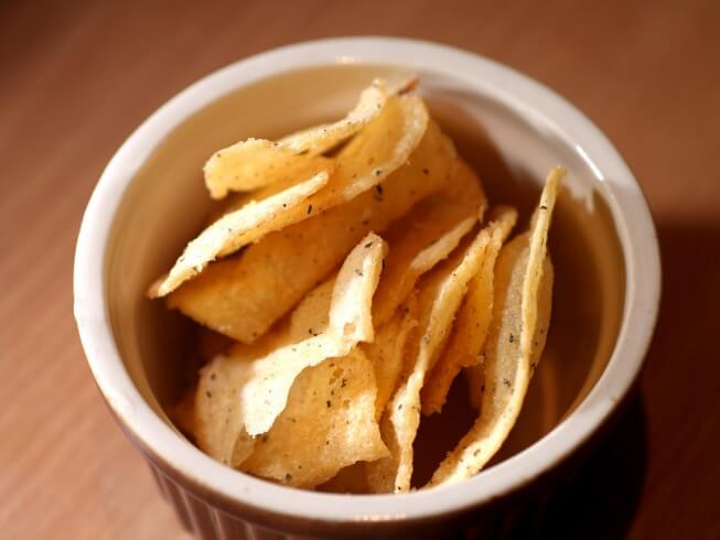 recipe for italian potato chips