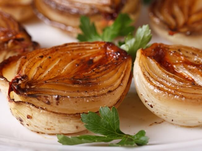 recipe for candied onions