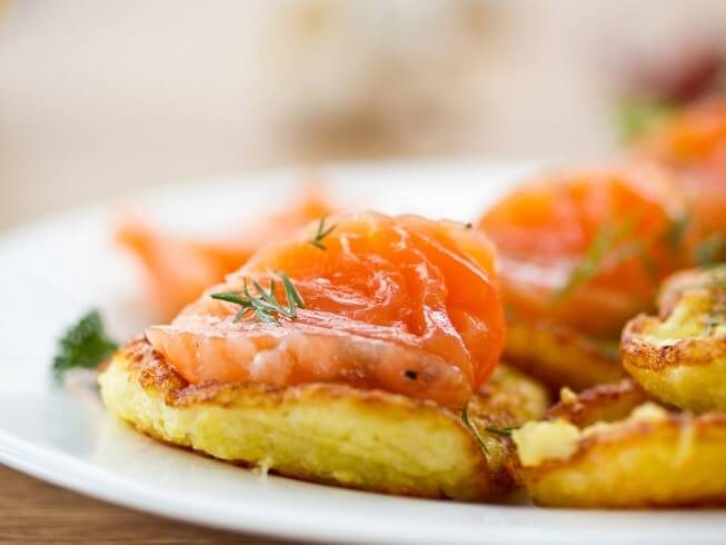 recipe for pickled salmon