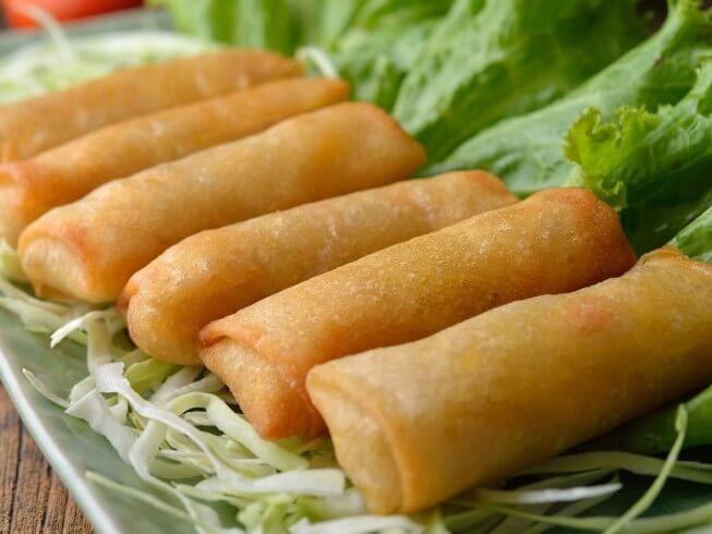 recipe for shanghai spring rolls