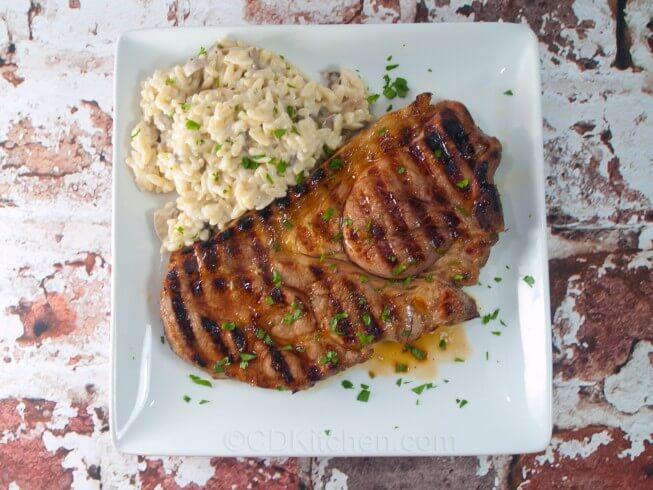 recipe for pork barbecue teriyaki