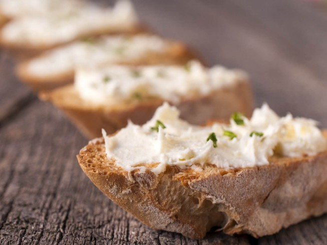 recipe for quick cream cheese chive dip