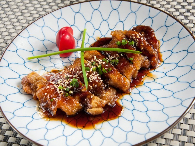 recipe for deep fried teriyaki chicken