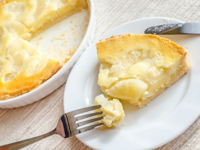recipe for easy pineapple pie