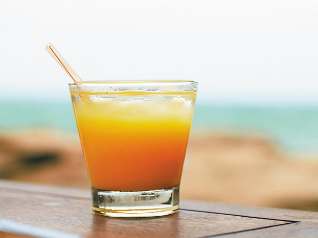 recipe for refreshing orange punch