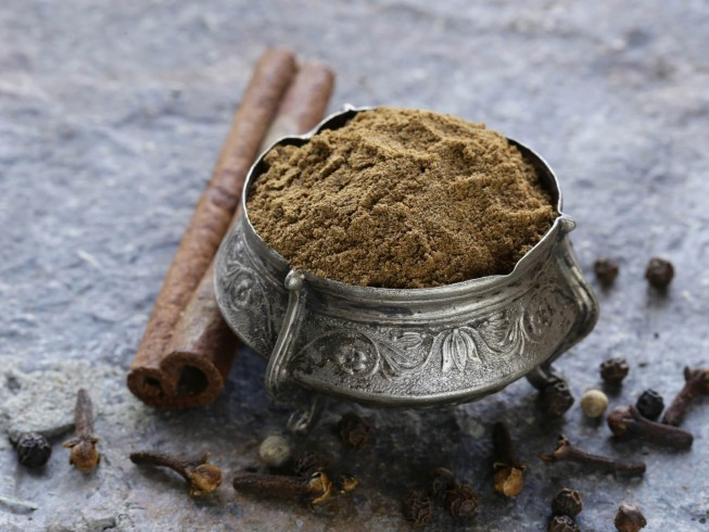 recipe for basic garam masala